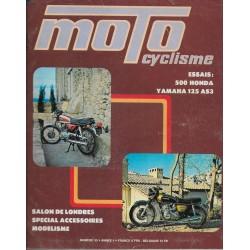 MOTOCYCLISME n° 33