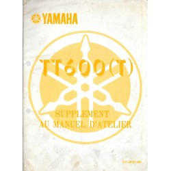 YAMAHA TT 600 T