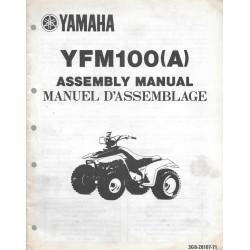 YAMAHA YFM 100 (A)