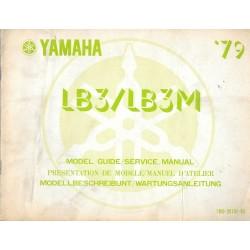 YAMAHA LB3 1979