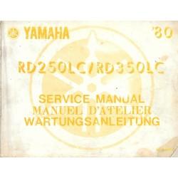 YAMAHA RD 250 / 350 LC