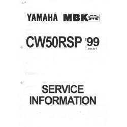 YAMAHA CW 50 RSP 1999
