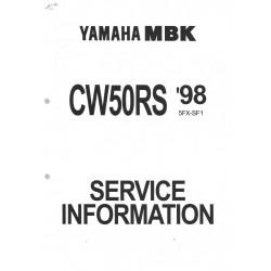 YAMAHA CW 50 RS1998
