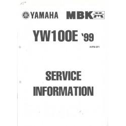 YAMAHA YW 100 E 1999