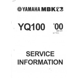 YAMAHA YQ 100 2000