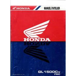 HONDA GL 1500 Cv - F6C (manuel de base)