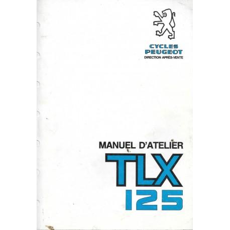 PEUGEOT 125 TLX