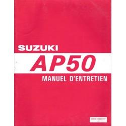 SUZUKI AP 50 S 1995