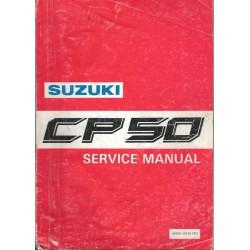 SUZUKI CP 50 S 1986