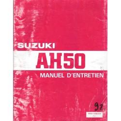 SUZUKI AH 50