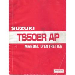 SUZUKI TS 50 ER AP
