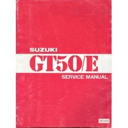 SUZUKI GT 50 / E
