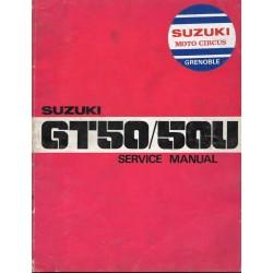 SUZUKI GT 50 / GT 50 U
