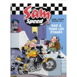SAM SPEED tome 1