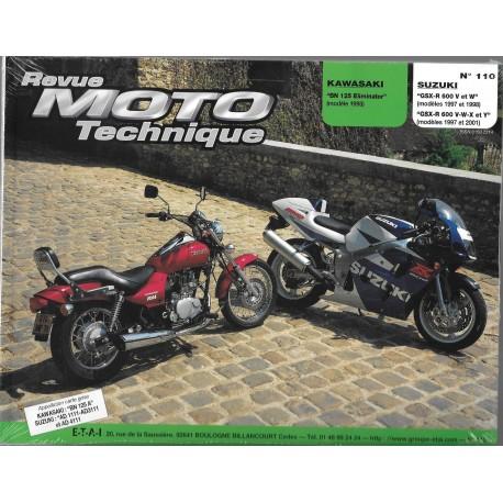 Revue Technique Moto n° 110