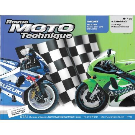 Revue Technique Moto n° 128