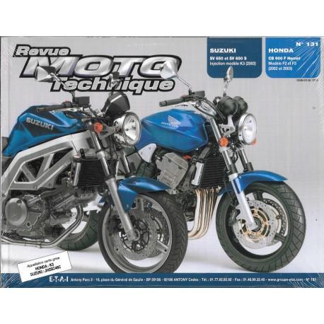 Revue Technique Moto n° 131