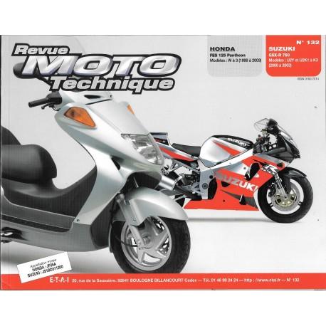 Revue Technique Moto n° 132