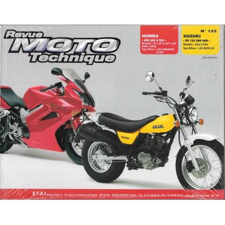 Revue Technique Moto n° 133