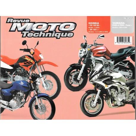 Revue Technique Moto n° 135
