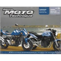 Revue Moto Technique n° 136