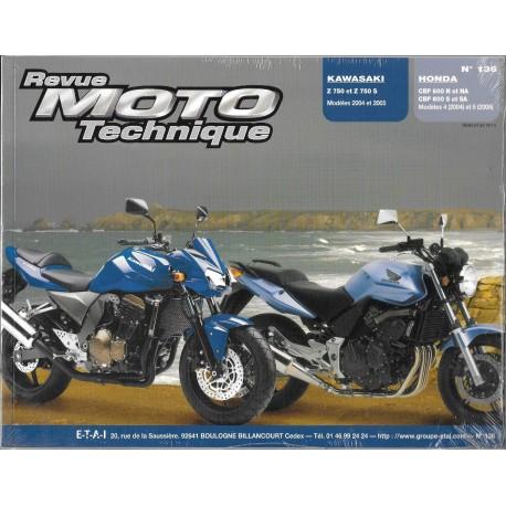 Revue Technique Moto n° 136