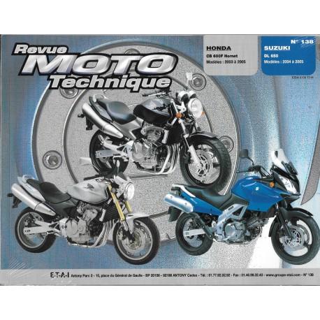 Revue Technique Moto n° 138