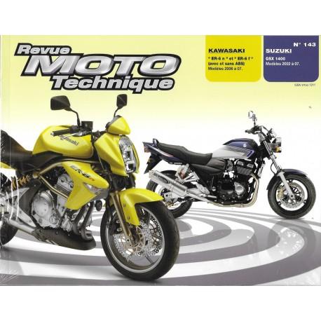 Revue Moto Technique n° 143