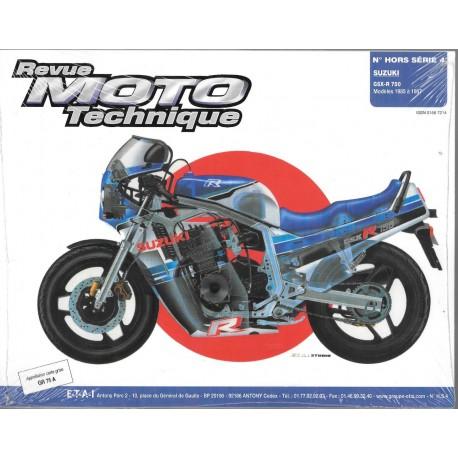 Revue Moto Technique HS n° 4
