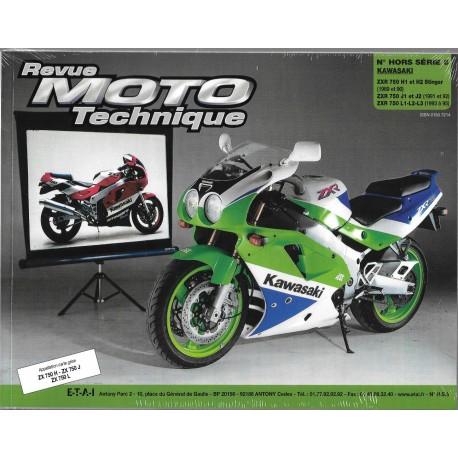 Revue Moto Technique HS n° 6