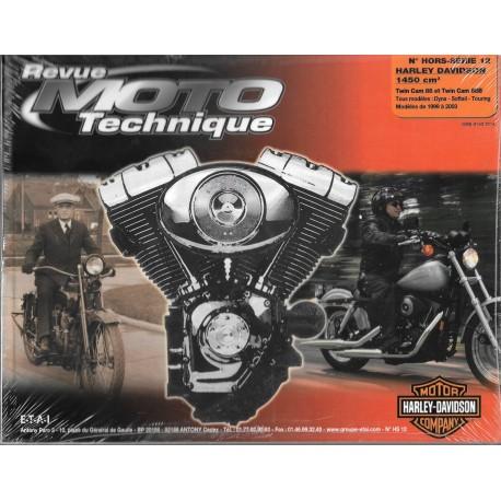 Revue Moto Technique HS n° 12