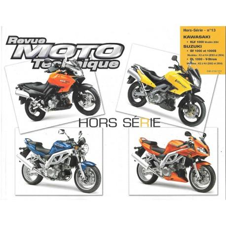 Revue Moto Technique Hors-Série n°13