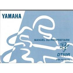 YAMAHA DT 50 R type 5BK modèle 1997)