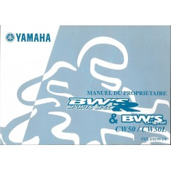 YAMAHA CW 50 / CW 50 L modèle 2003
