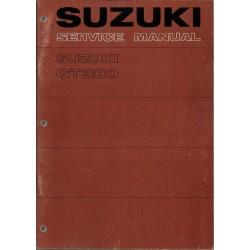 Manuel atelier SUZUKI GT 380