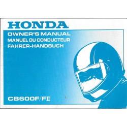 HONDA CB 600 F / FII de 2000