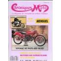 CHRONIQUES MOTO n° 19 JUIN 1990