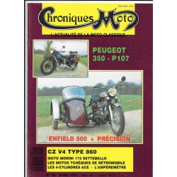 CHRONIQUES MOTO n° 28 AVRIL 1991