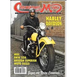 CHRONIQUES MOTO n° 35 JANVIER 1992