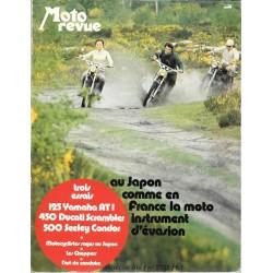 moto revue spécial été 1971