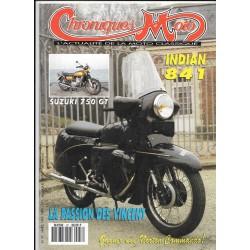 CHRONIQUES MOTO n° 37 MARS 1992
