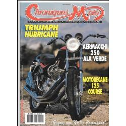 CHRONIQUES MOTO n° 39 MAI 1992
