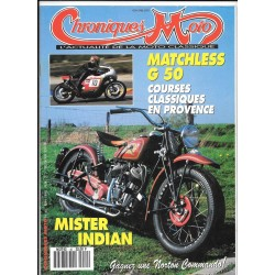 CHRONIQUES MOTO n° 40 JUIN 1992