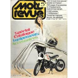 moto revue spécial accessoires 12/11/1981