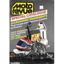 moto revue spécial accessoires 7/11/1985