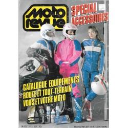 moto revue spécial accessoires décembre 1987