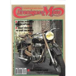 CHRONIQUES MOTO n° 46 DECEMBRE 1992