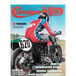 CHRONIQUES MOTO n° 47 JANVIER 1993