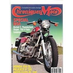 CHRONIQUES MOTO n° 48 FEVRIER 1993
