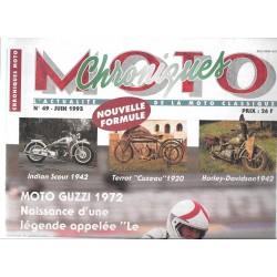 CHRONIQUES MOTO n° 49 JUIN1993